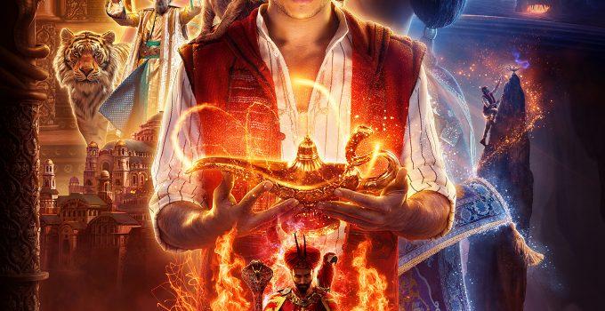 "Sneak Peek at Disney's Upcoming ""ALADDIN"" Trailer and Poster #Aladdin"