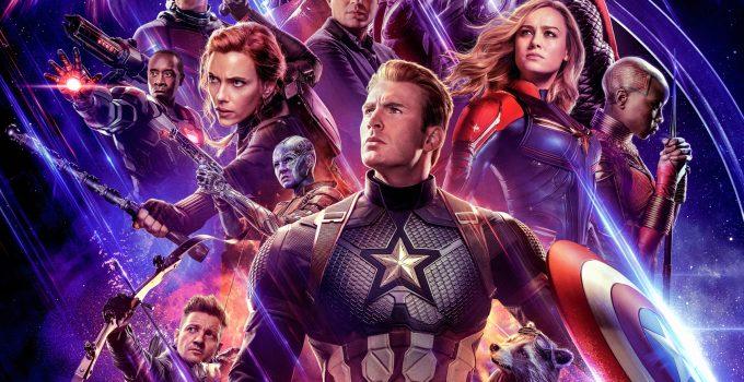 Avengers: Endgame Trailer and Poster #AvengersEndgame