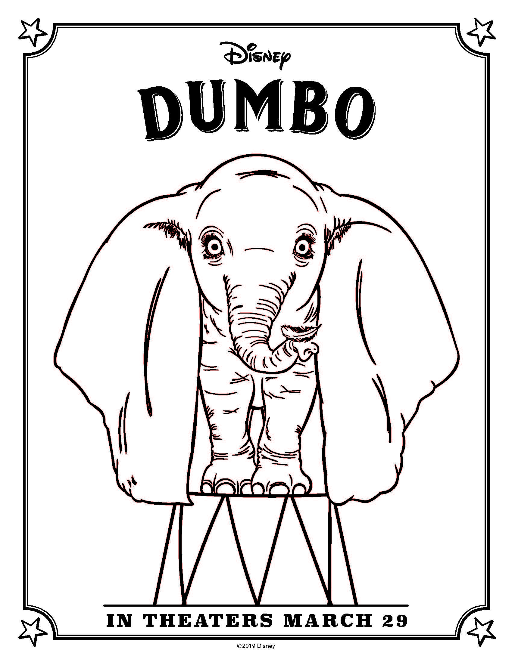 Live Action Dumbo Takes Flight Spoiler Free Review