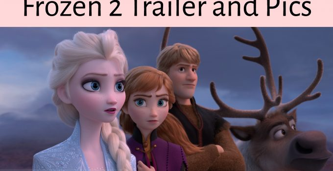"""Elsa and Anna are back in """"Frozen 2"""""""