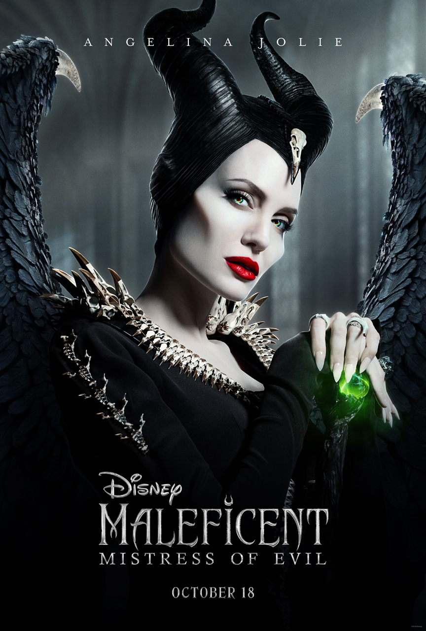 Maleficent: Mistress of Evil © Disney. All rights reserved.