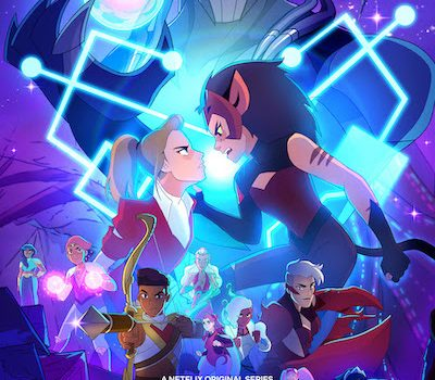 DreamWorks Animation She-Ra and the Princesses of Power Final Season #SheRa