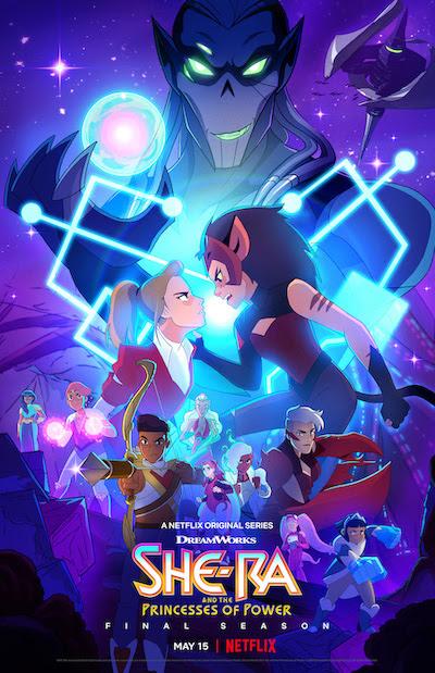 She-Ra poster