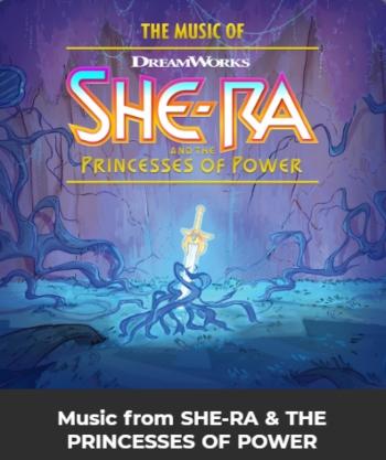 She-Ra soundtrack