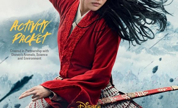 Live-Action Mulan, now available on Disney+ with Premier Access