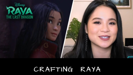 """Raya and the Last Dragon"" Featurette"