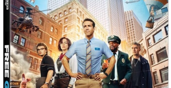 """Free Guy"" movie review [spoiler-free]"