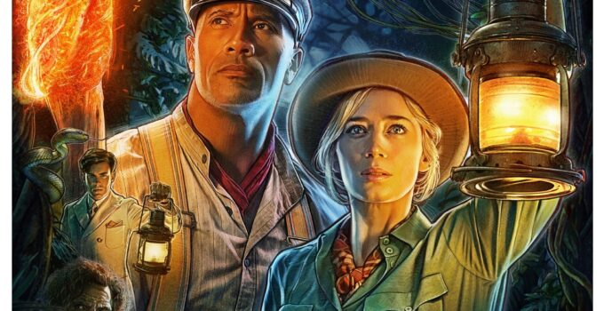 Family-Focused Movie Review: Disney's Jungle Cruise